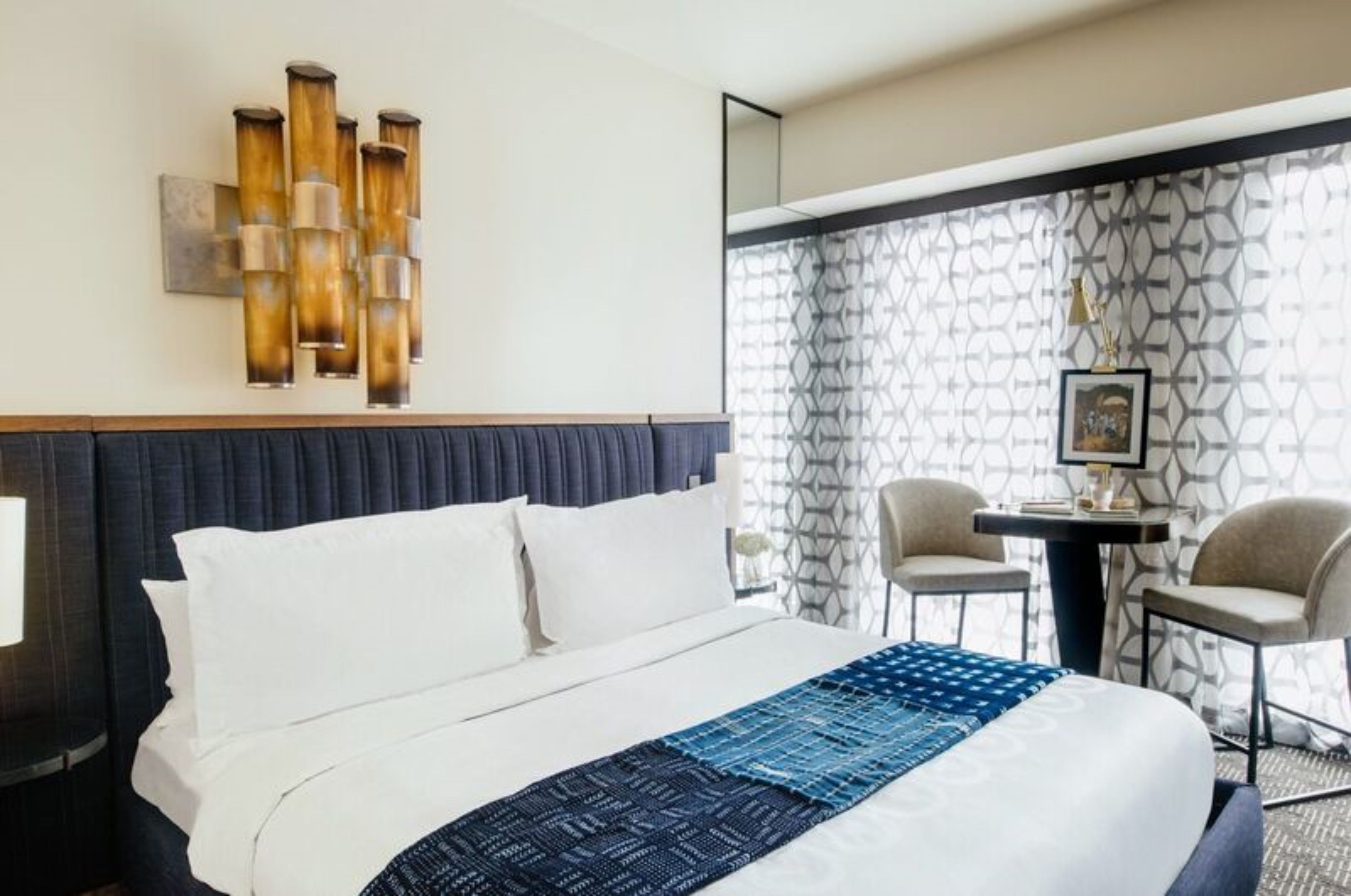 Jdv Interieur Enjoy The Upscale Chic Rooms At The Troubadour Hotel In New