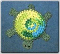Turtle hot pad