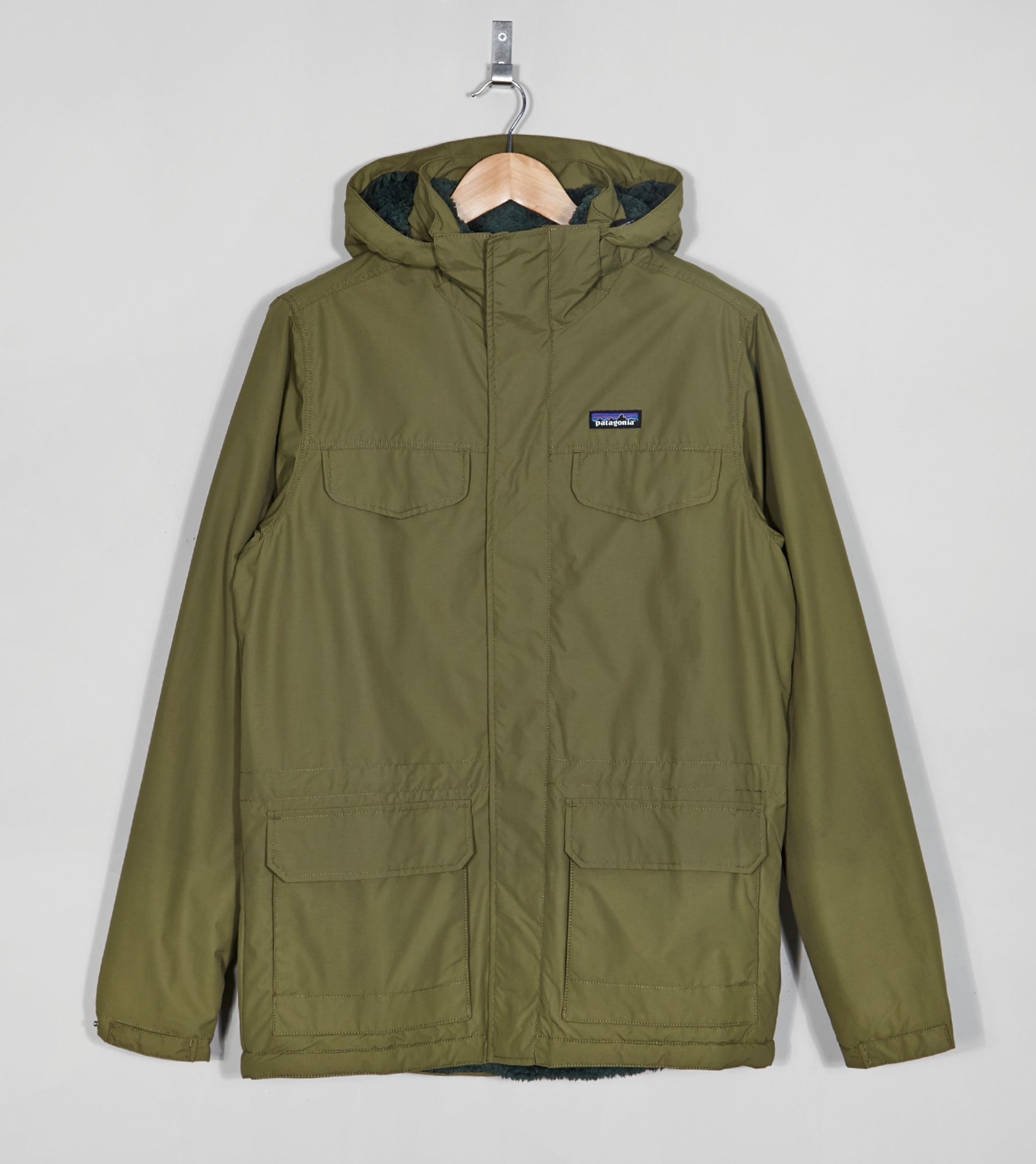 Patagonia Isthmus Parka Jacket - find out more on our site. Find the freshest in trainers and clothing online now.