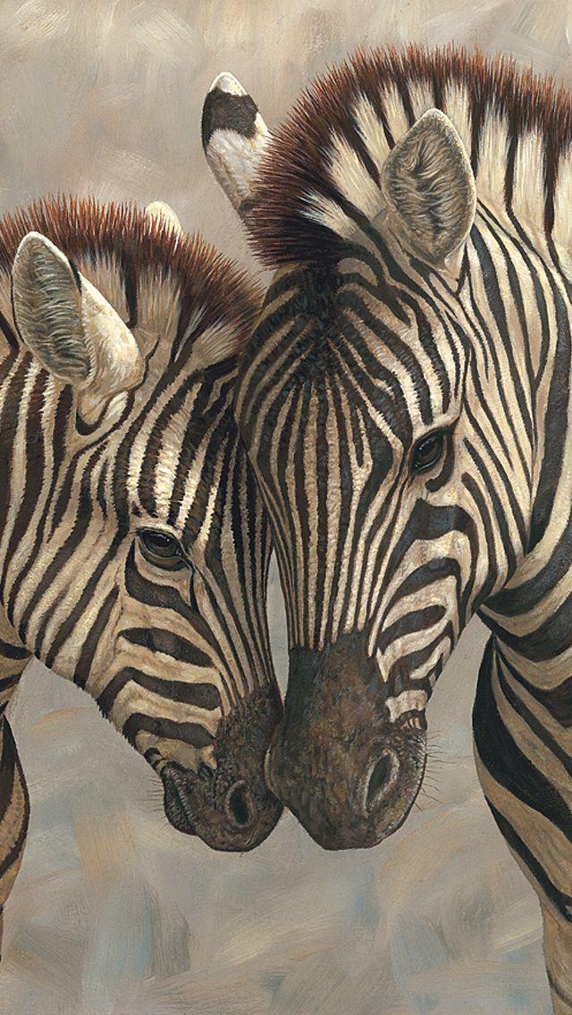 Attachment Php 640 1136 Zebra Painting Animals Beautiful Zebras