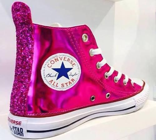 all star converse viola