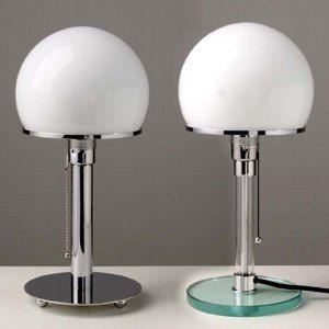 Lampe de table Wilhelm Wagenfeld table lamp Bauhaus