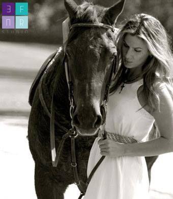 Fotografía Caballos #blancoynegro