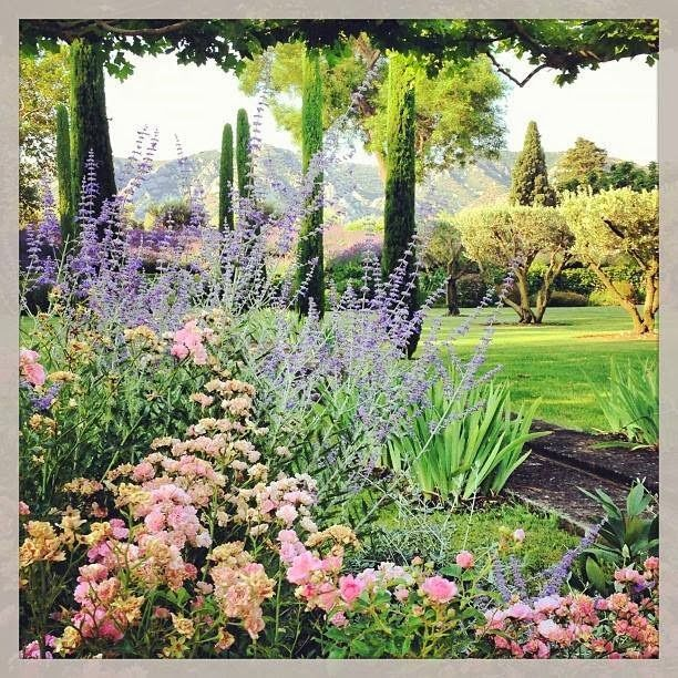 Image result for vicki archer\'s garden in provence | French gardens ...