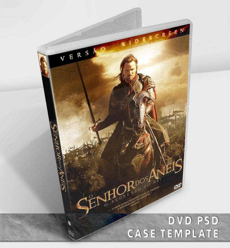 DVD Case Template - PSD | HDECO detalls DIY | Pinterest | Template ...