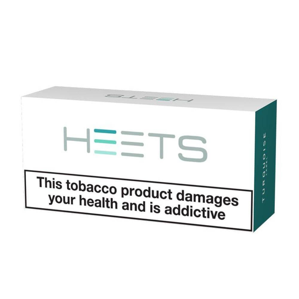 Heets Parliament Turquoise Menthol For Iqos In 2020 Menthol