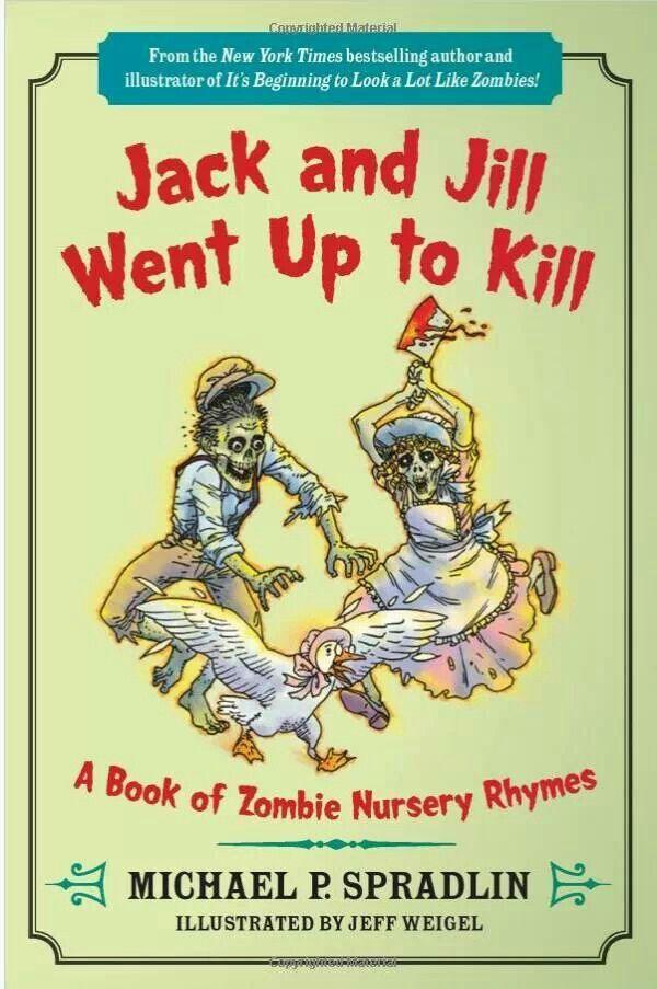 #dark #books #nurseryrhymes #zombies
