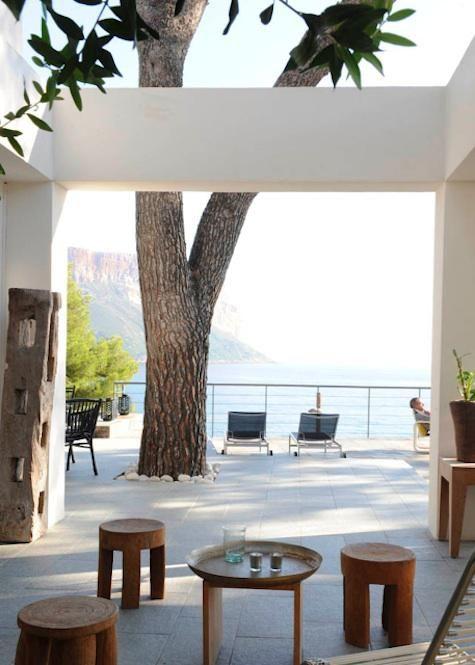 Hotels  Lodging La Suite Cassis in France Travel Pinterest