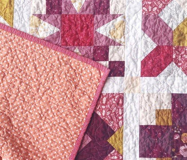 Evening Walk Quilt Reveal + My New Patchwork + Quilt Class