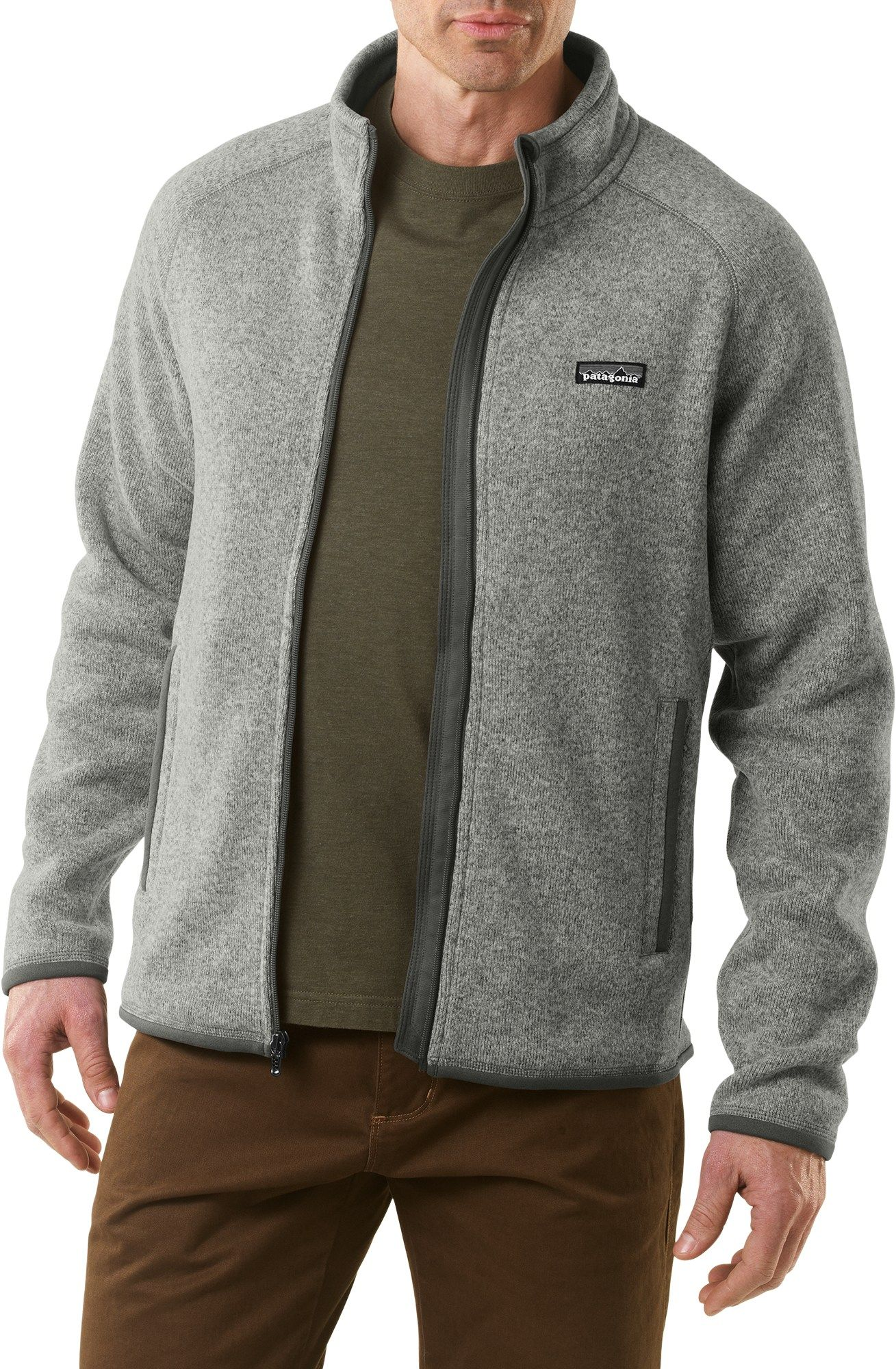 $100 = Patagonia Better Sweater Fleece Jacket - Men's - Free ...