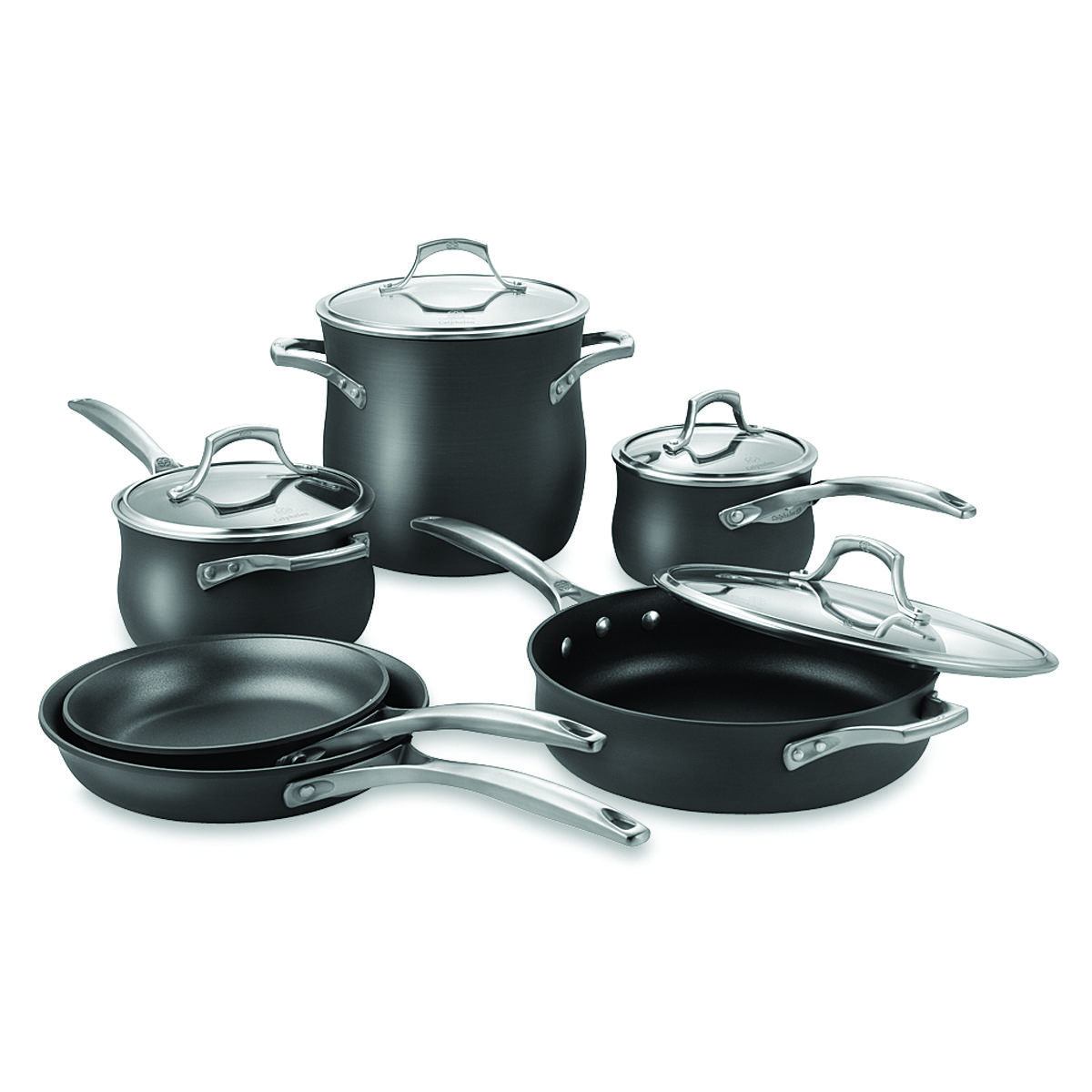 This Nonstick Cookware Set From Calphalon Will Let You Cook Like A