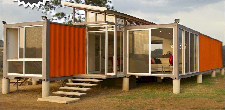 Casa de contenedor my future home pinterest casas - Contenedores para vivir ...