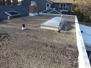 Flat Roof Replacement Edmonton Epdm June 15 2015 Flat Roof Replacement Epdm Flat Roof Flat Roof