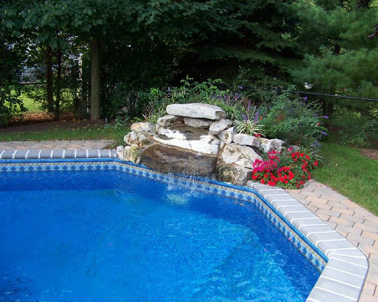 Armstrong Mcewen Industries Backyard Remodel Pool Remodel Swimming Pool Slides
