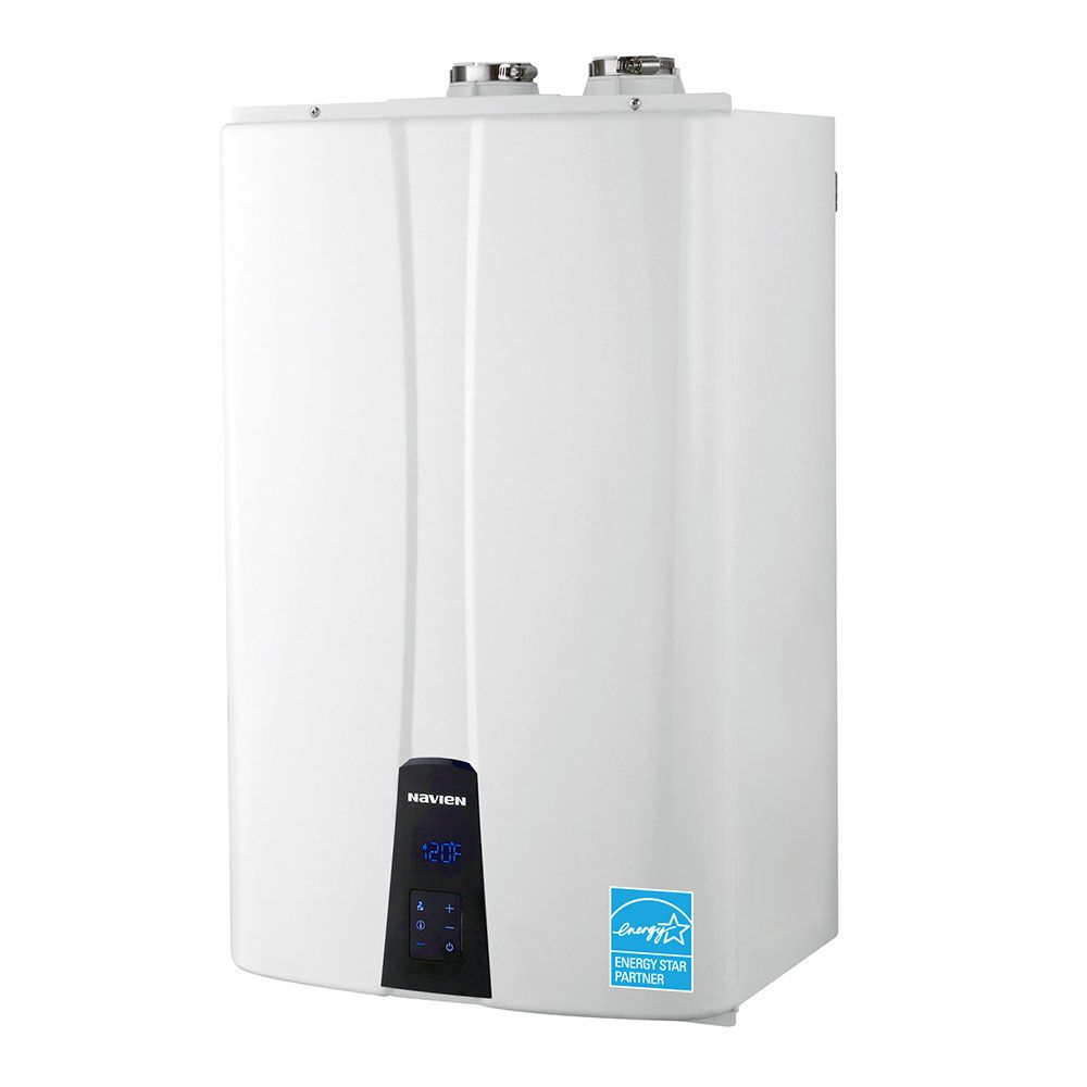 Navien Npe 180a Hot Water Heater With Images Hot Water Heater Water Heater Water Heating