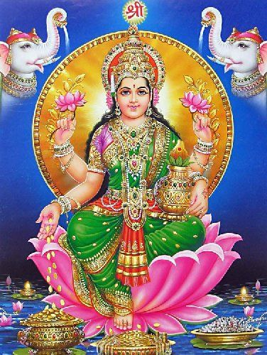 Hindu Devotional Blog April 2012 Goddess Lakshmi Hindu Art Indian Goddess