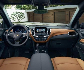 Gorgeous Chevy Equinox Interior With Images Chevrolet Equinox
