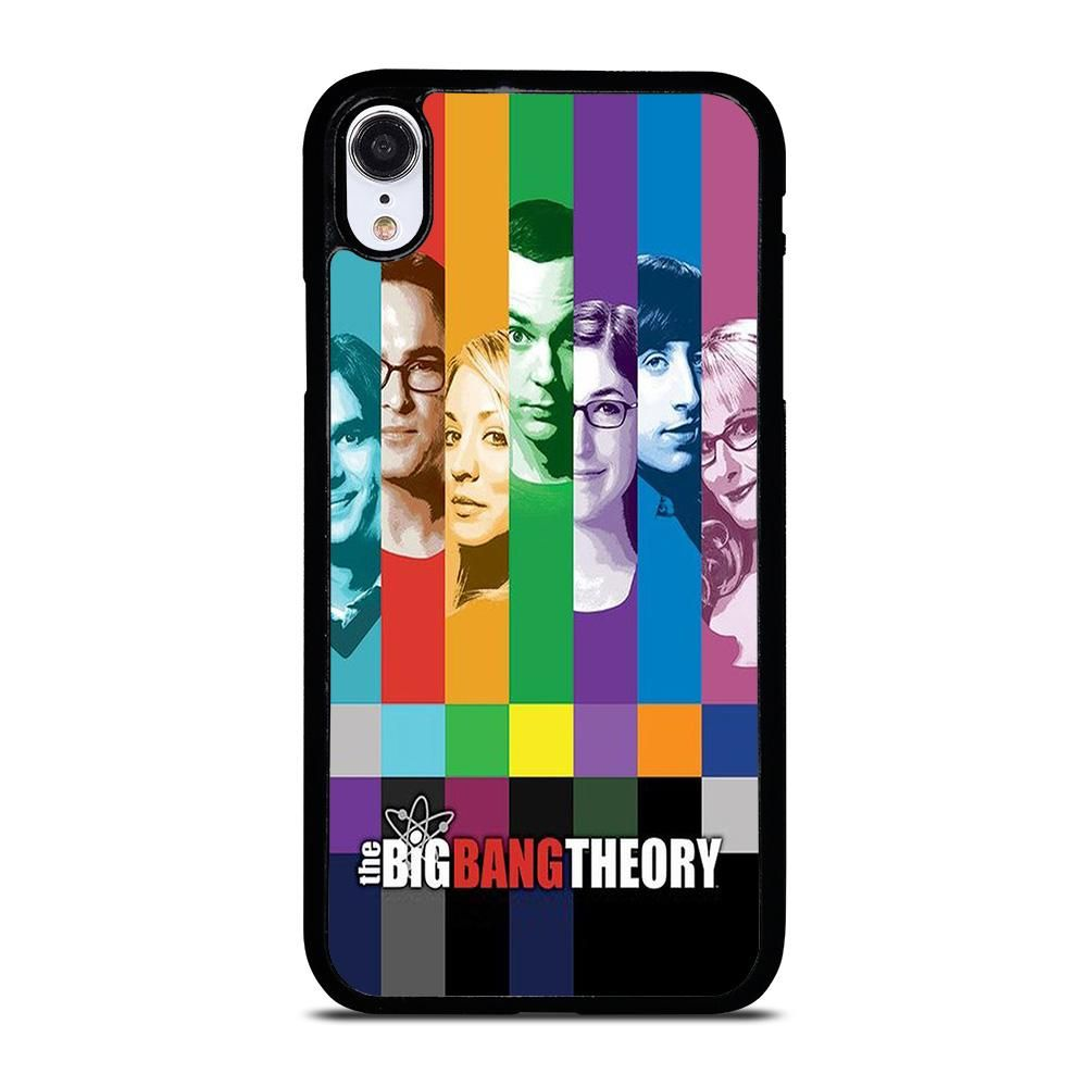 THE BIG BANG THEORY 2 iPhone 6/6S 7 8 Plus X/XS XR 11 Pro Max Case ...