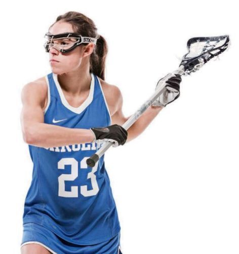 Nike North Carolina Lacrosse Cutback Racerback Jersey Lite Blue Women S M Unc Nike Shirtstops Women Nike