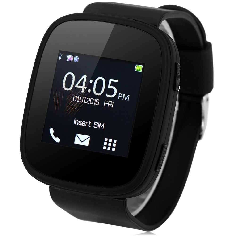 1.54 inch Smartwatch Touch Screen Bluetooth Sound Recorder