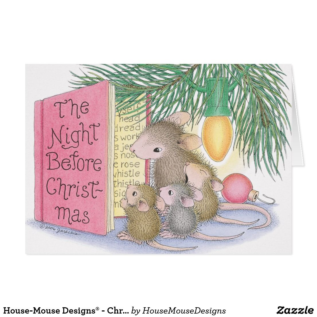 House-Mouse Designs® - Christmas Cards | holidays | Pinterest ...