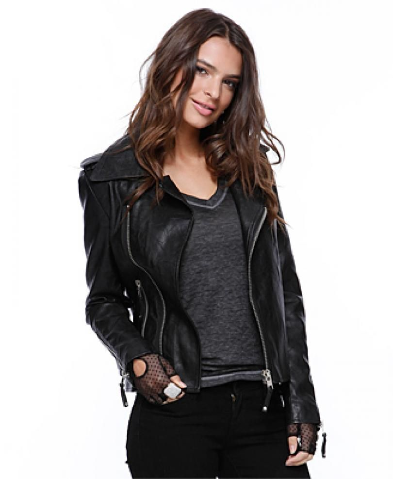 Cool Womens Leather Jackets | Outdoor Jacket