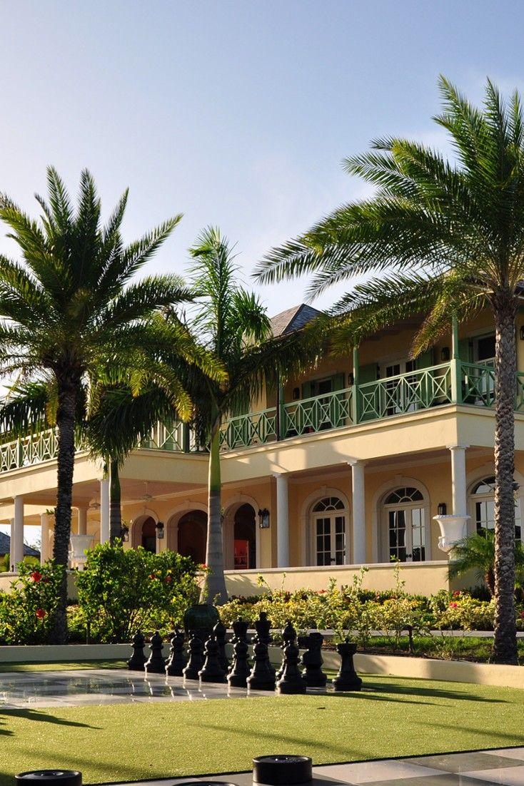 Jumby Bay Resort All Inclusive St John S Antigua Caribe