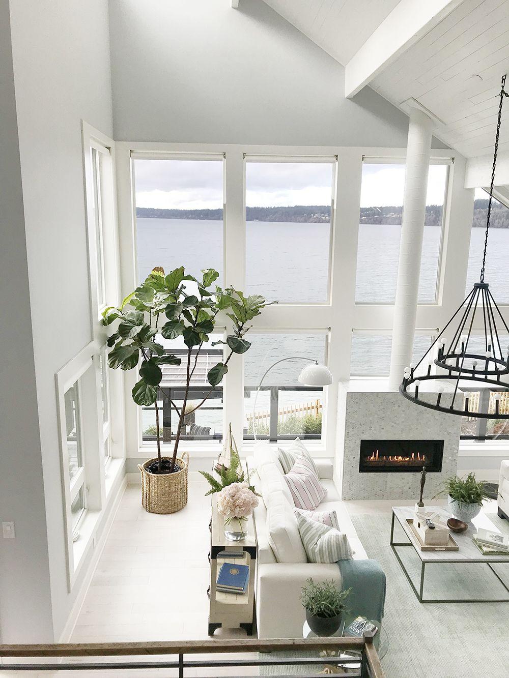 Dream Living Room Designs: That Time I Got To Tour The HGTV® Dream Home