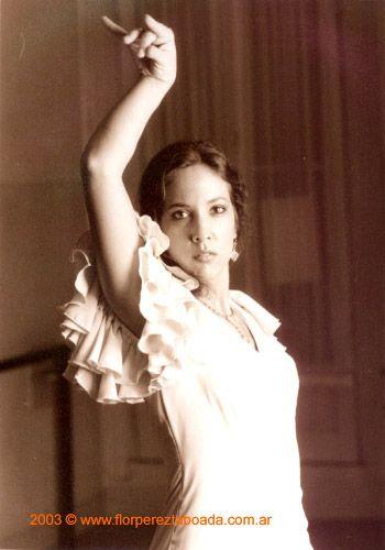 Flor Pérez Taboada: Flamenco