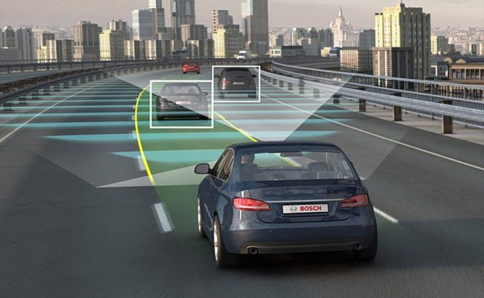 Autonomous Technology To Be Unveiled In 2018 Self