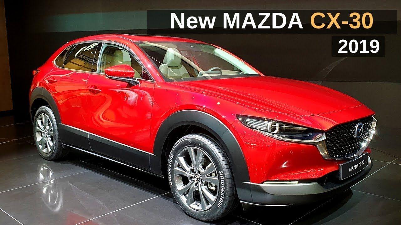 Mazda Cx 30 2020 Concept Price In 2020