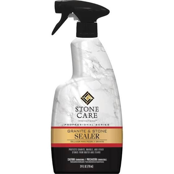 24 Oz Granite And Stone Sealer Granite Cleaner Granite Sealer