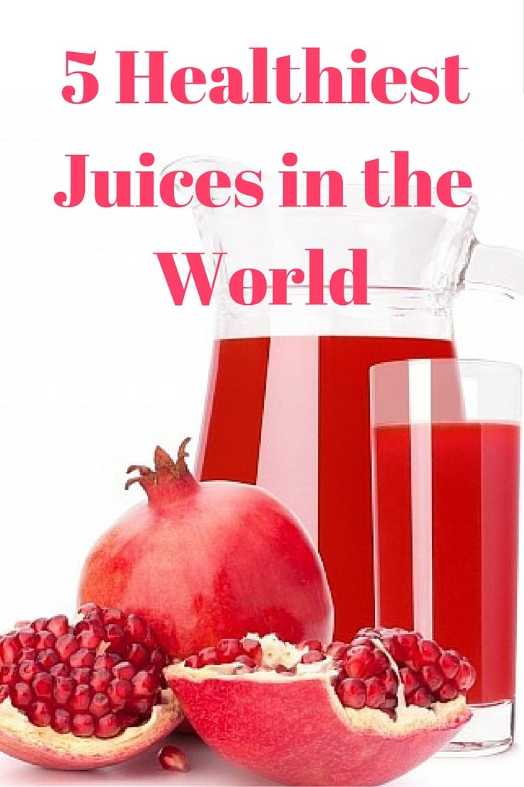 Pomegranate juice - a delicious healing drink 61