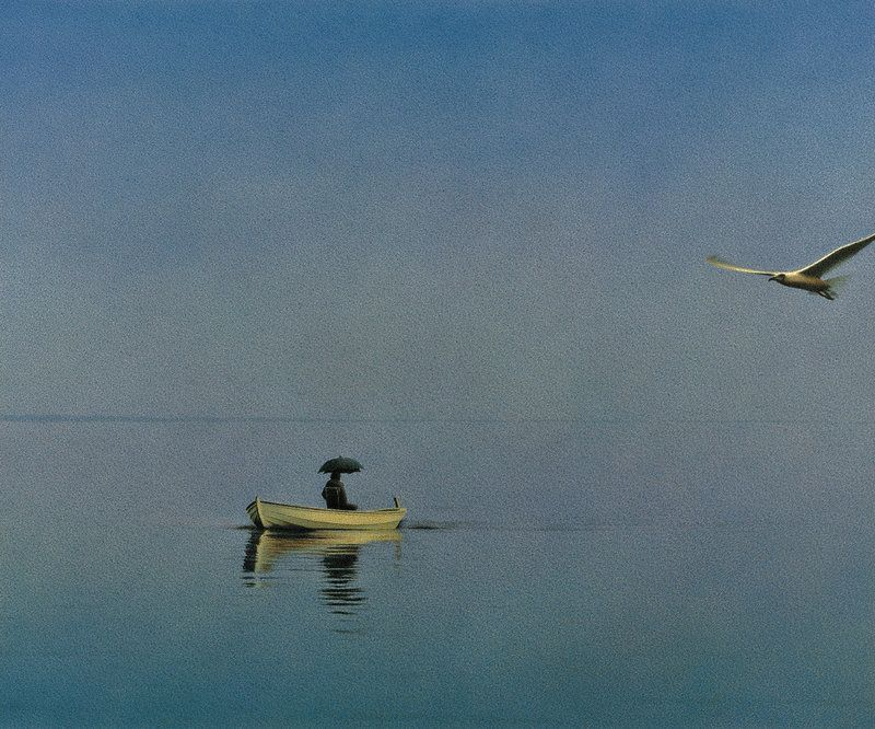 Quint Buchholz - Boat Man - 1985
