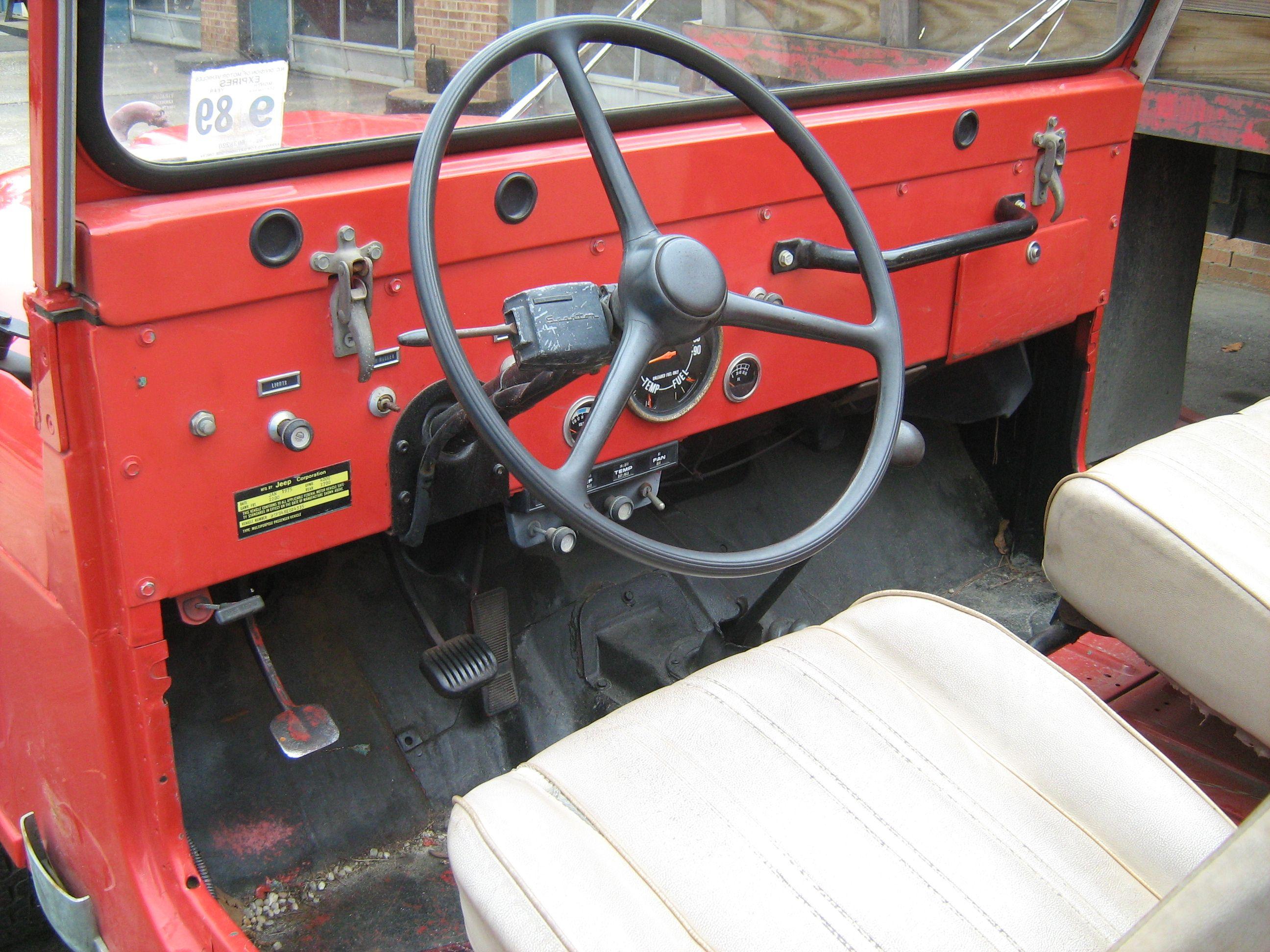 1976 jeep cj fuse diagram exactly what my  68    jeep    cj5 looked like jeeps    jeep     exactly what my  68    jeep    cj5 looked like jeeps    jeep