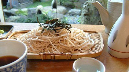 Japanese Noodle Recipes. Buckwheat, White Noodle, Thin Wheat, Fried Noodle, and Ramen recipes.