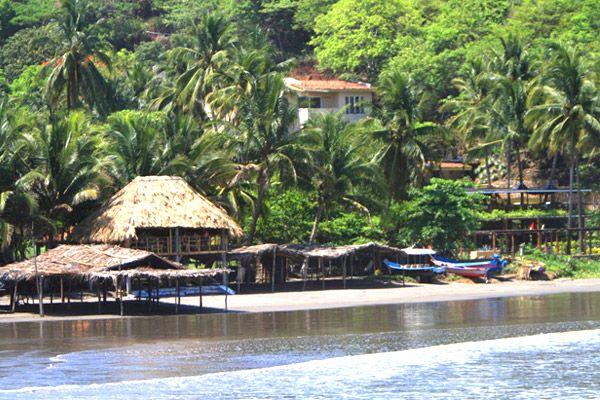 El Cuco Salvador Luxury Beach