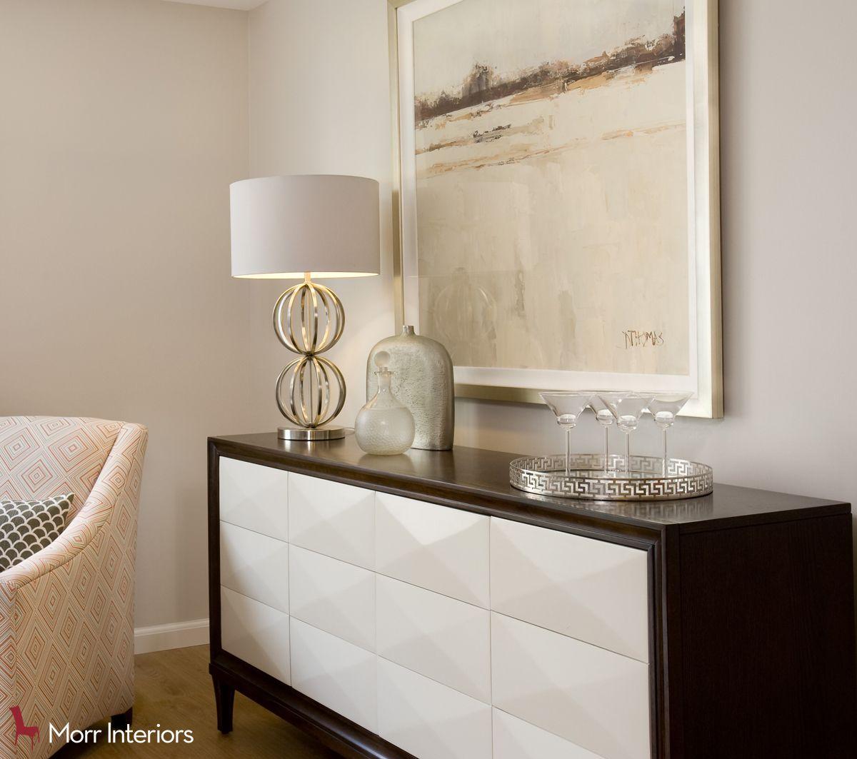 Aria At Portwalk Place   Portsmouth, NH Bureau Detail #interiordesign # Design #designer #coral #dresser #cozy