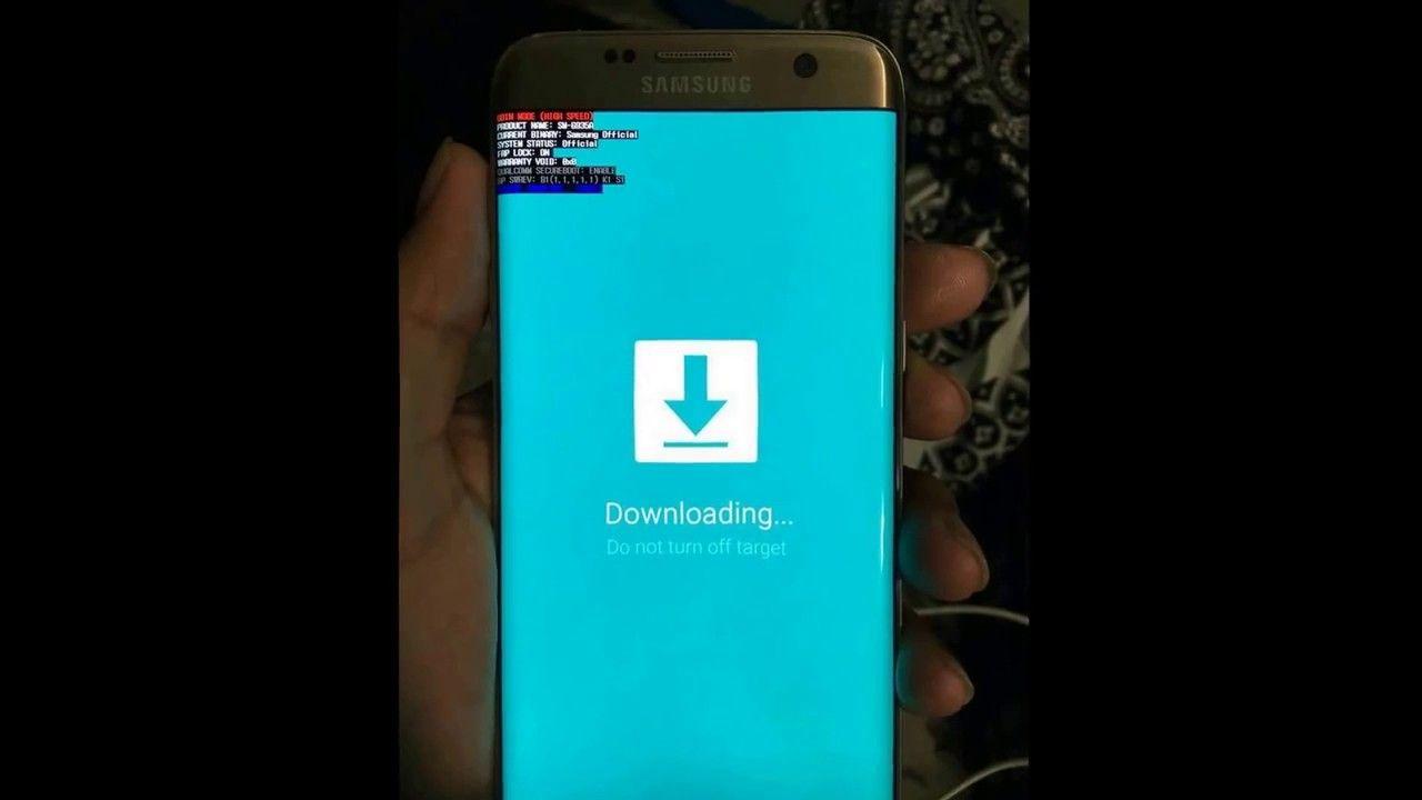 Remove Google Account FRP On Samsung Galaxy S7 Edge G935A