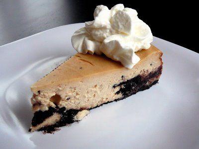 Oreo Peanut Butter Cheesecake