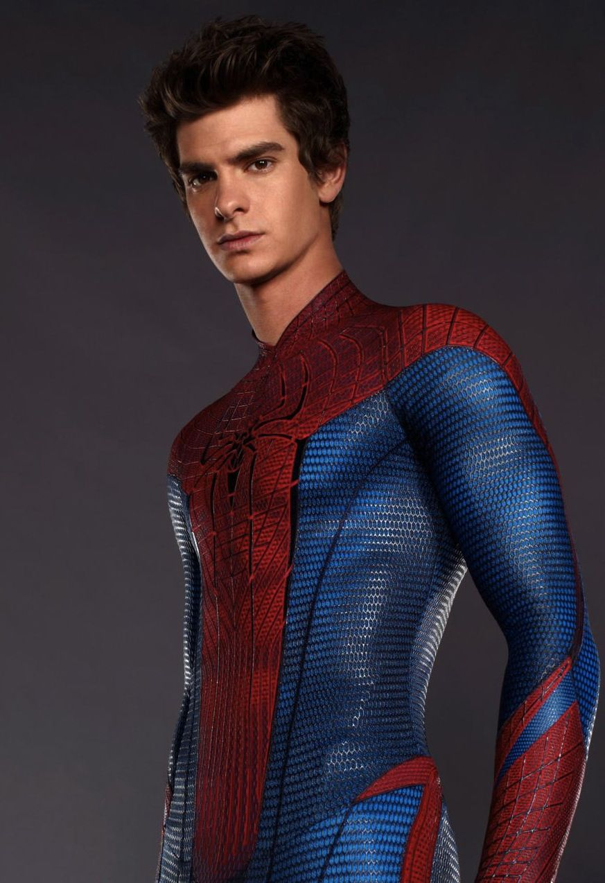 Congratulate, very andrew garfield as spider man