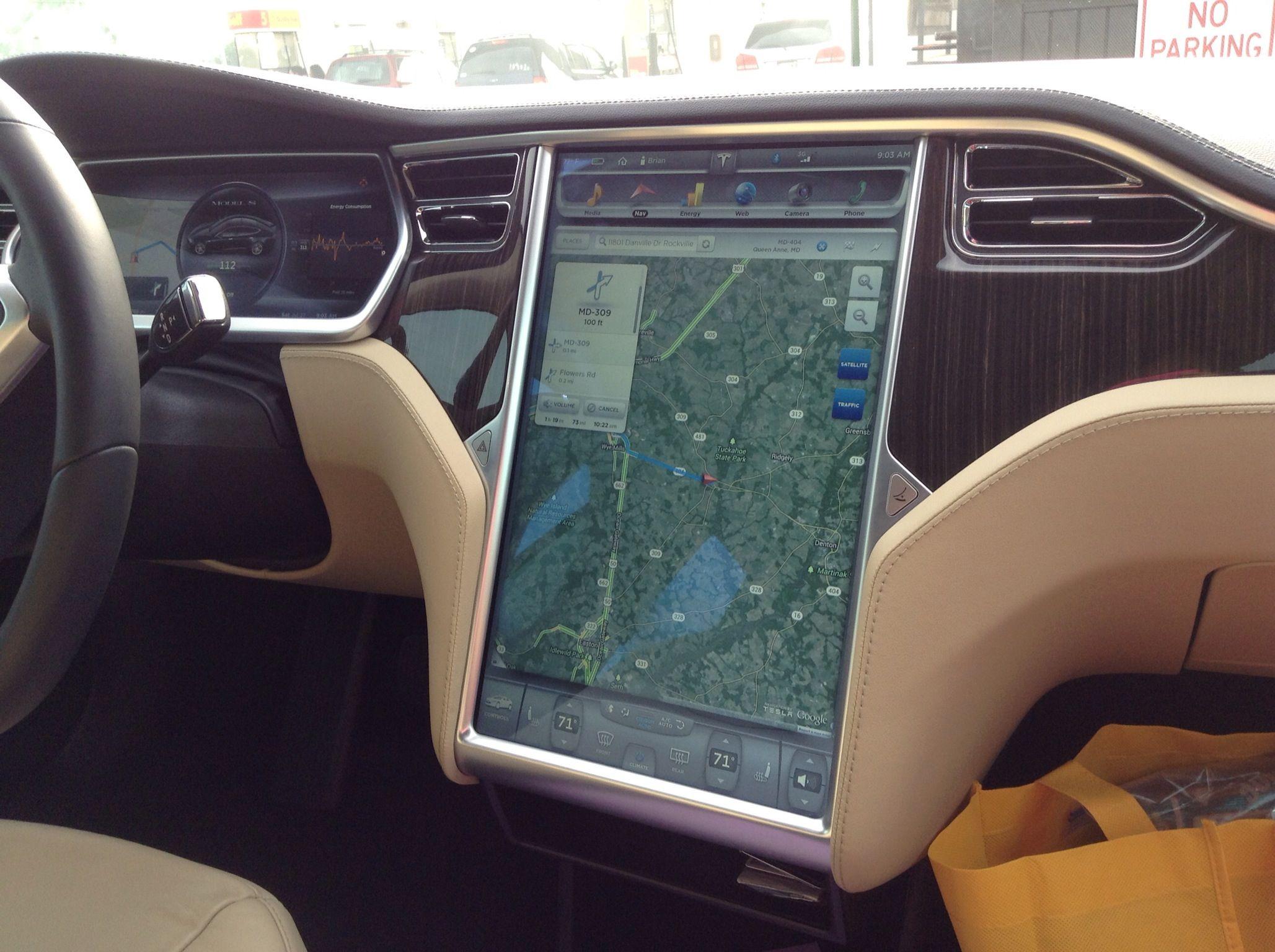 Look How We Have Evolved Inside Tesla Car Tesla Car Tesla Dream Cars