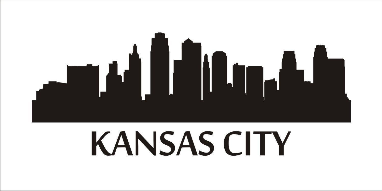 Zoom Kansas City Skyline Kansas City Kansas City Missouri
