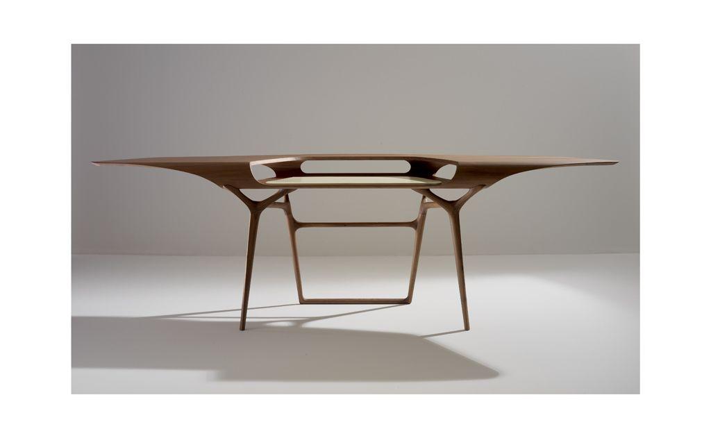 Ceccotticollezioni edil office desk e - Scrittoio moderno design ...