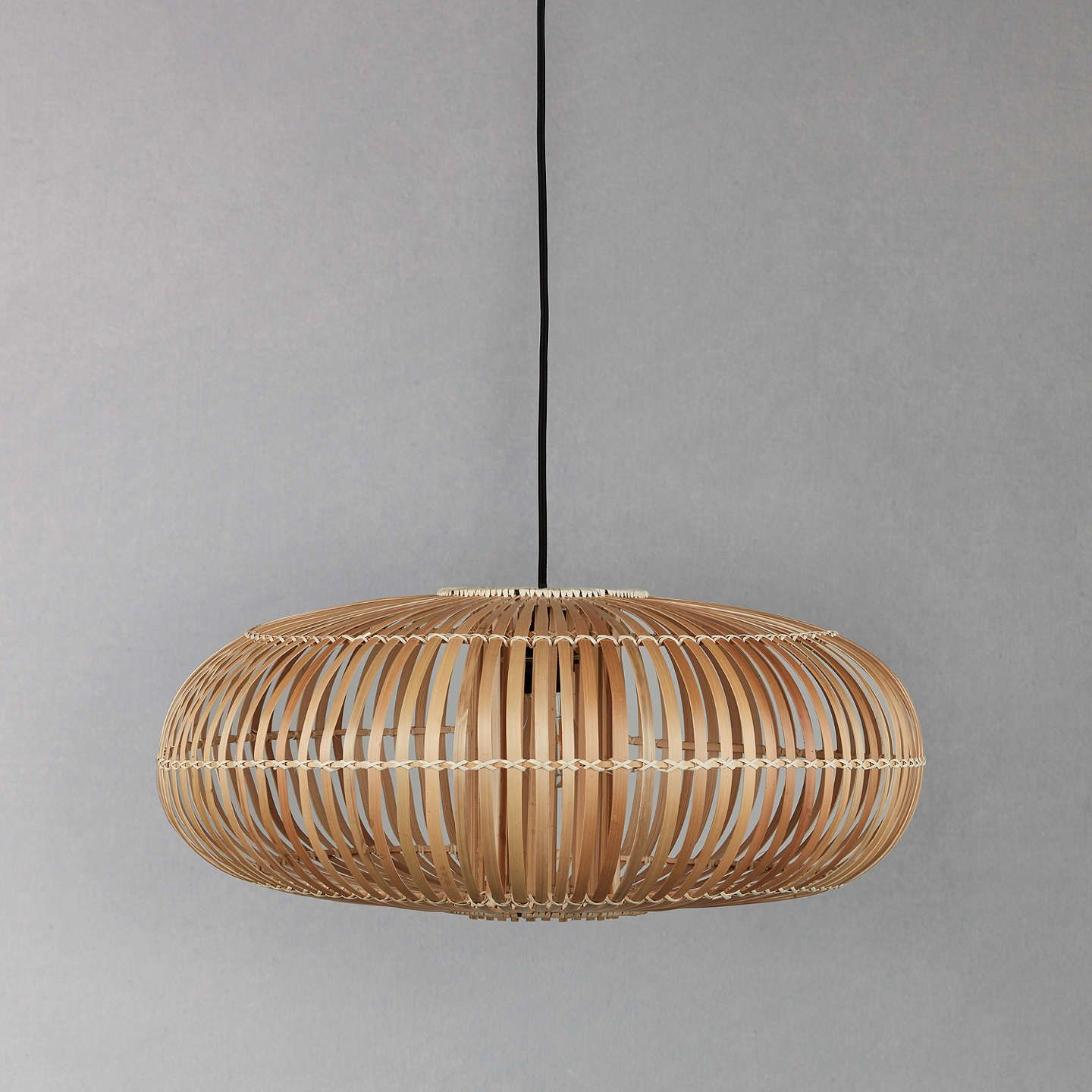 Buyjohn Lewis Talia Bamboo Rattan Ceiling Light Natural Online At Johnlewis Com Ceiling Lights Bamboo Ceiling Rattan