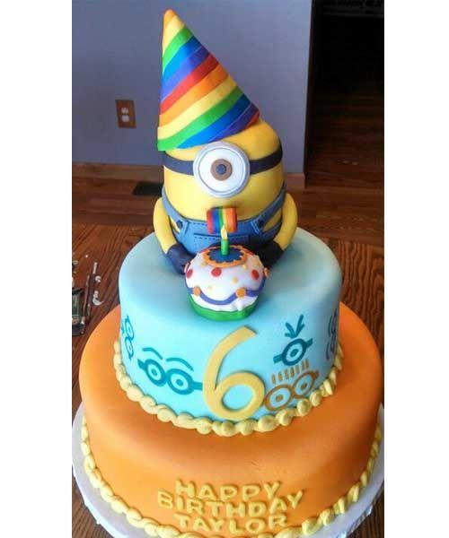 Gateau Anniversaire Enfant 40 Gâteaux D Anniversaire Pour Enfants