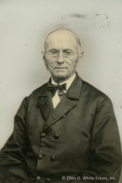Joseph Bates was a co-founder of the Seventh-day Adventist