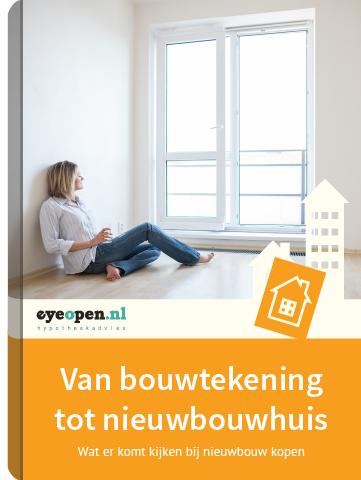 In dit gratis eBook lees je waar je mee te maken krijgt als je een nieuwbouwwoning koopt. http://blog.eyeopen.nl/nieuwbouw-kopen