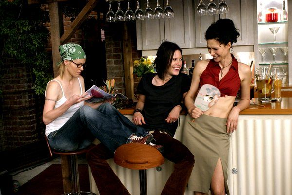 Karina Lombard In The L Word