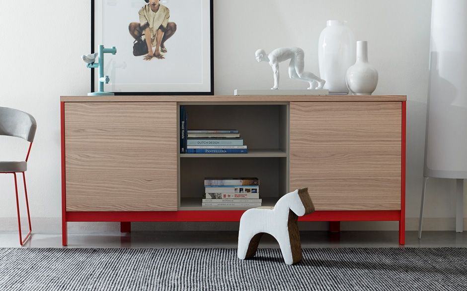 Credenza Moderna Calligaris : Madia factory calligaris madie e credenze furniture sideboard